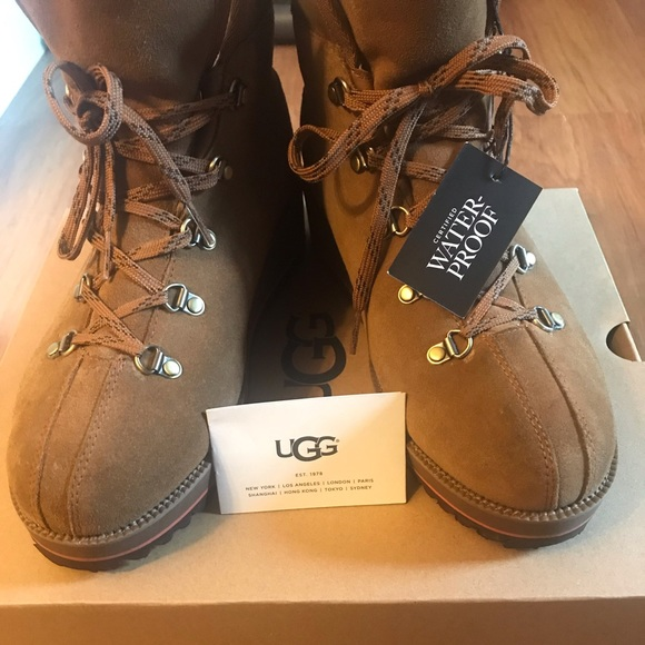 8477d3a773e Like New! Birch Lace Up Boot